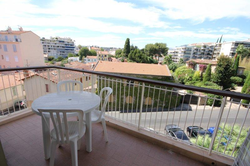 Appartement Cannes, 17 m², 590